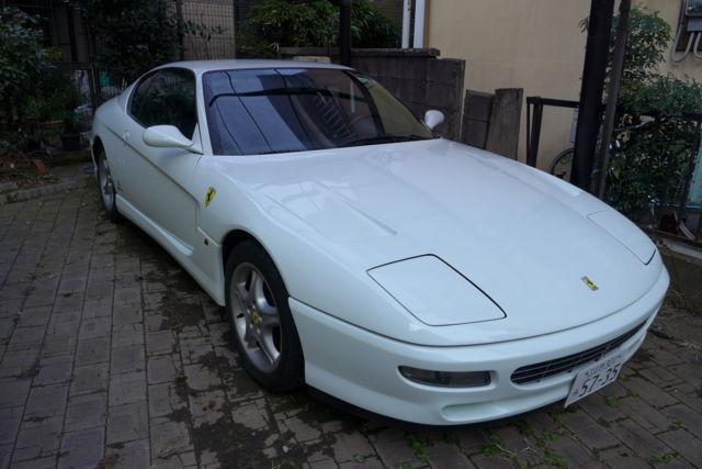 第3回 96年型フェラーリ456GTの...