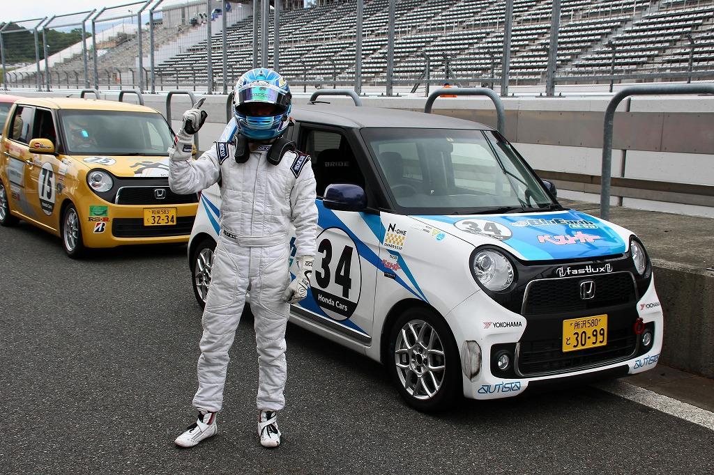 モータースポーツ速報:ザ・ワンメイクレース祭り2016<前編>  6月4〜5日 富士スピードウェイこの記事をシェアした近況